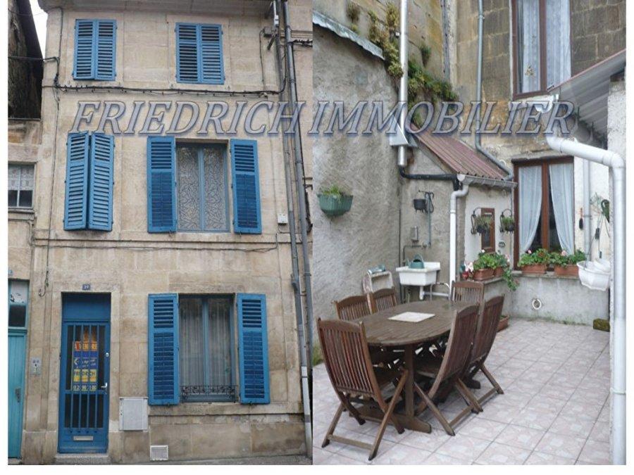 acheter maison 5 pièces 150 m² bar-le-duc photo 1