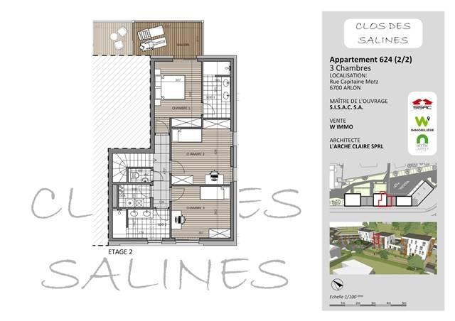 wohnung kaufen 0 zimmer 155 m² arlon foto 2