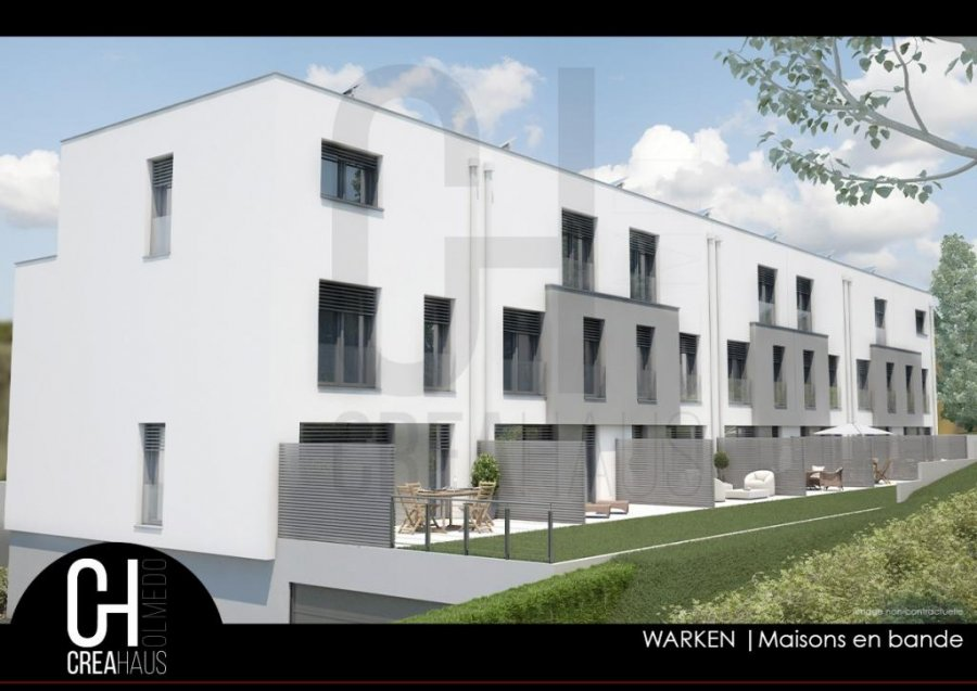 acheter maison mitoyenne 4 chambres 126 m² warken photo 4