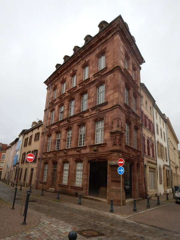 Local commercial à louer à Lunéville