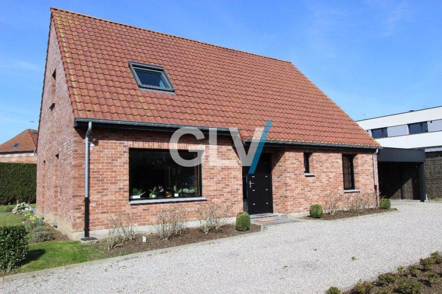 Maison individuelle en vente cysoing 134 m 620 000 for Architecte maison individuelle