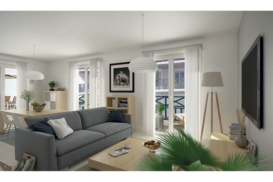 acheter appartement 4 pièces 93 m² pornic photo 3