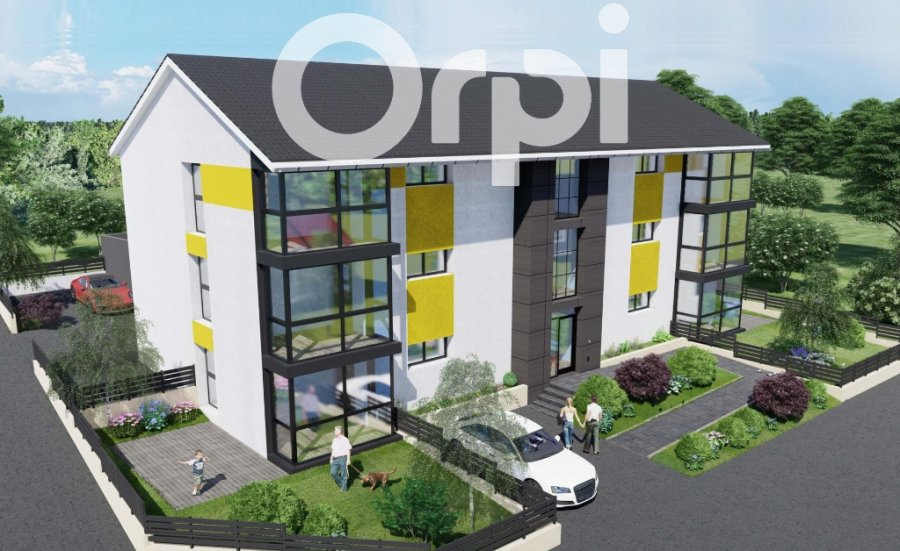acheter appartement 3 pièces 84 m² aumetz photo 2