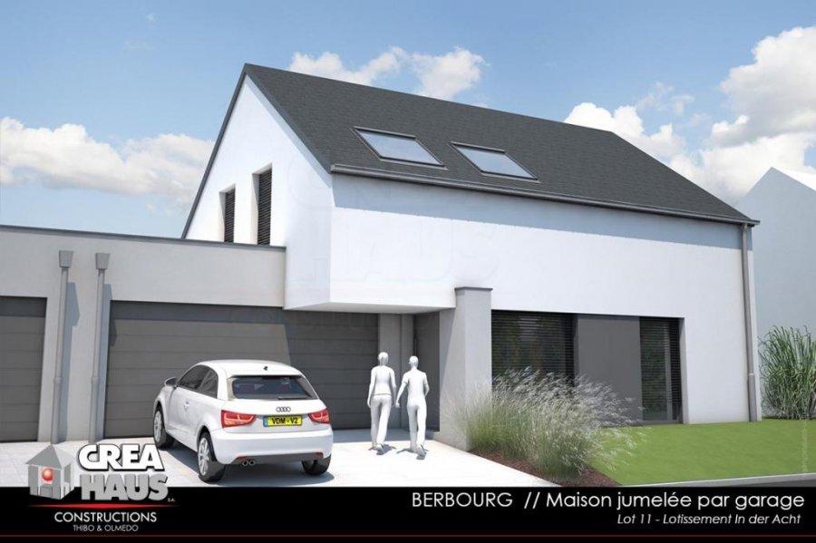 acheter maison mitoyenne 4 chambres 202 m² berbourg photo 2