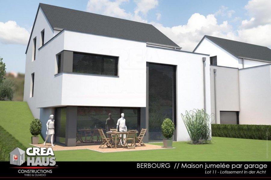 acheter maison mitoyenne 4 chambres 202 m² berbourg photo 1