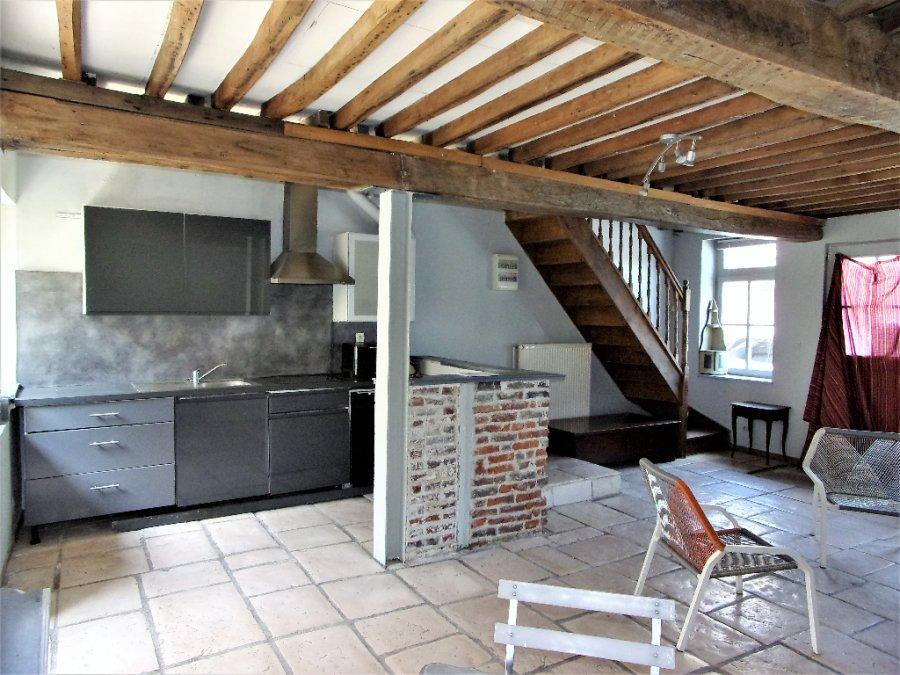 Maison mitoyenne en vente roncq 90 m 182 000 for Constructeur de maison individuelle en bourgogne