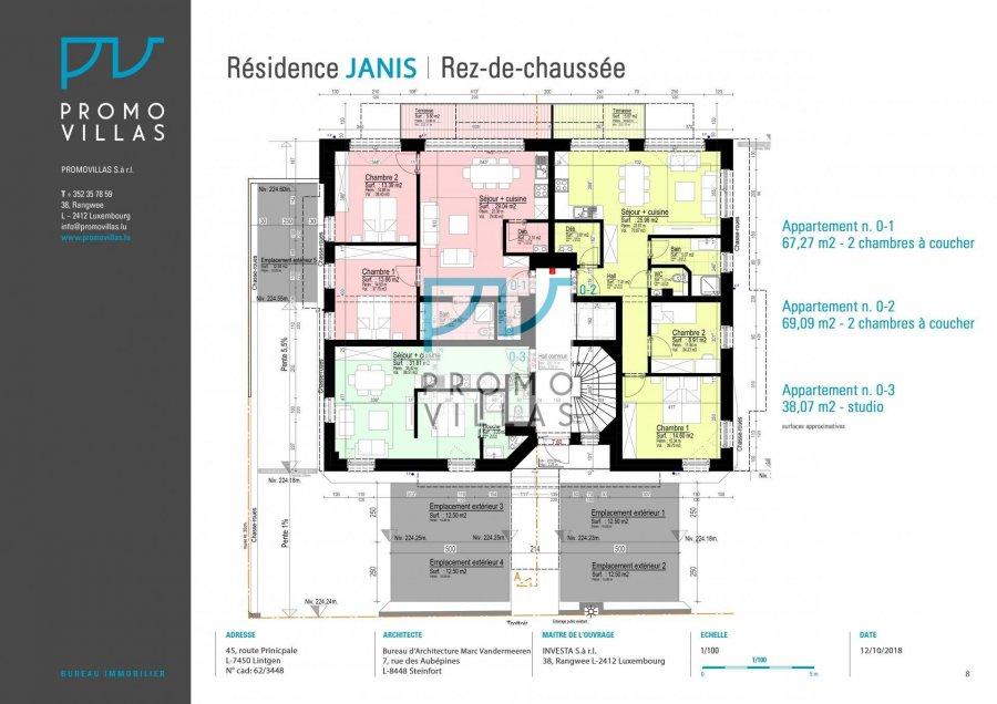 acheter appartement 2 chambres 85 m² lintgen photo 6