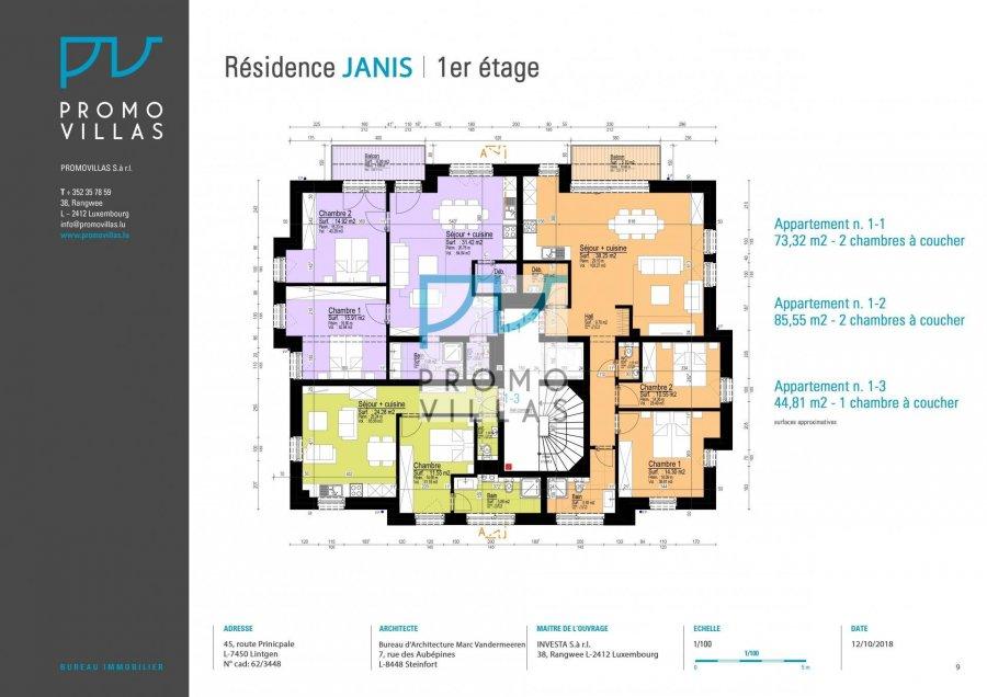 acheter appartement 2 chambres 85 m² lintgen photo 7