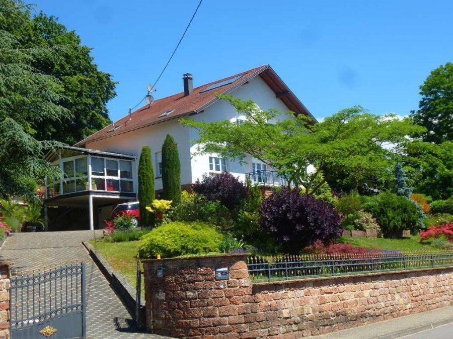 Maison à vendre F6 à Wissembourg