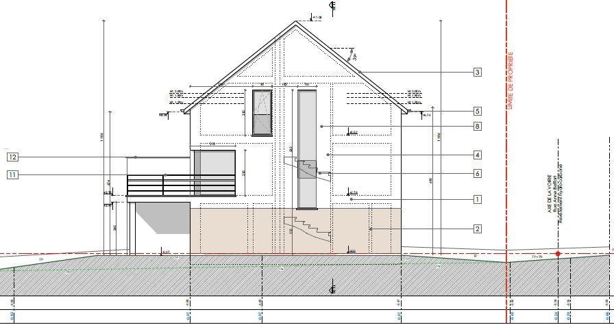 acheter terrain constructible 0 chambre 150 m² kayl photo 6