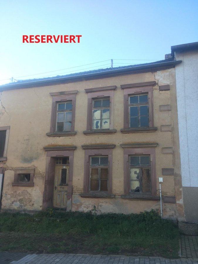 Haus zu verkaufen in Mettlach-Wehingen