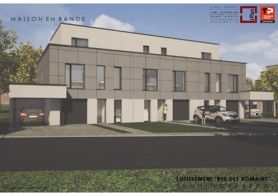 acheter maison individuelle 5 chambres 130 m² senningerberg photo 2