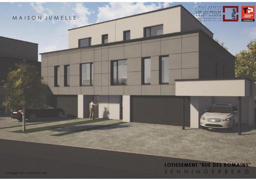 acheter maison individuelle 5 chambres 130 m² senningerberg photo 4