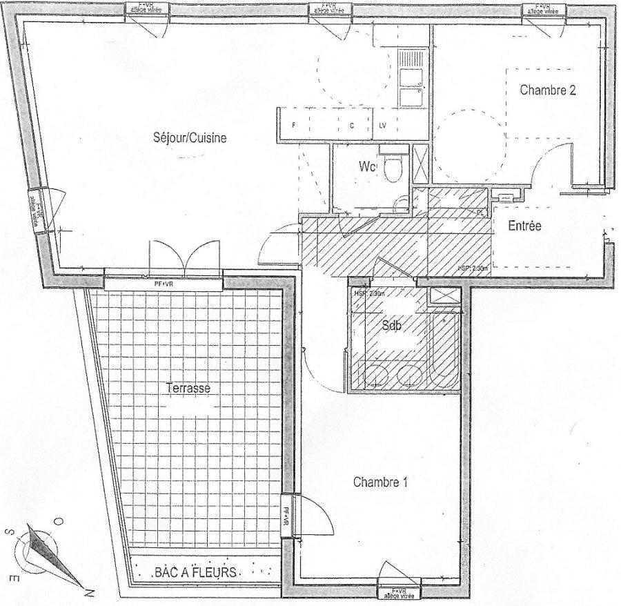 Appartement à vendre F4 à Marly