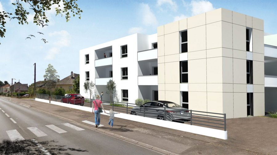 acheter appartement 2 pièces 42.47 m² hettange-grande photo 1