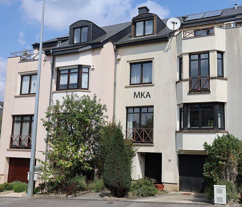 acheter maison mitoyenne 5 chambres 240 m² luxembourg photo 1