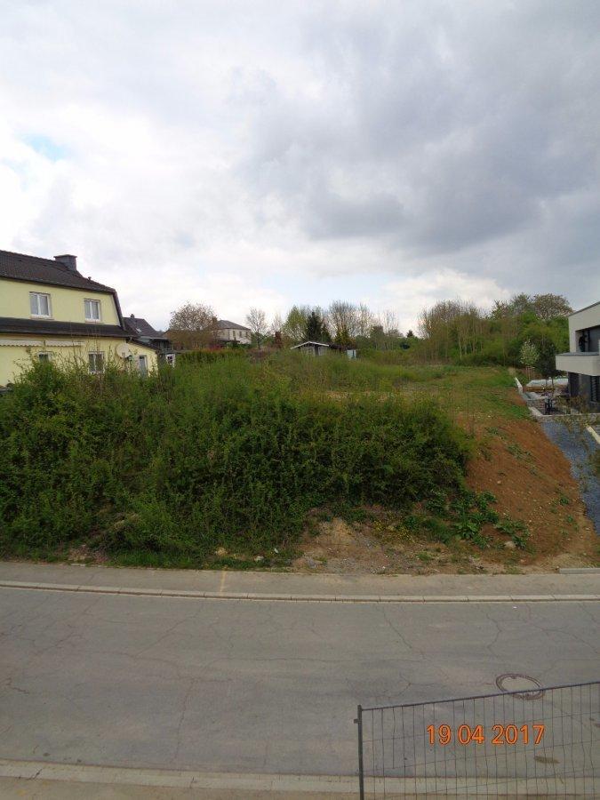Terrain constructible à vendre à Burmerange
