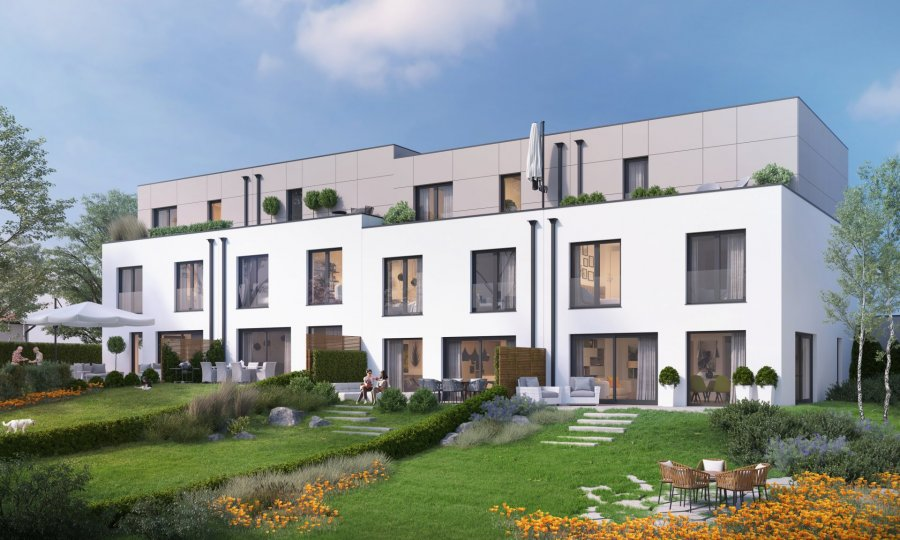 haus kaufen 4 schlafzimmer 293 m² sandweiler foto 1