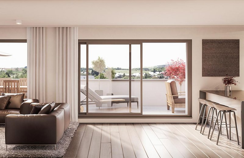 acheter appartement 2 chambres 86 m² hesperange photo 4