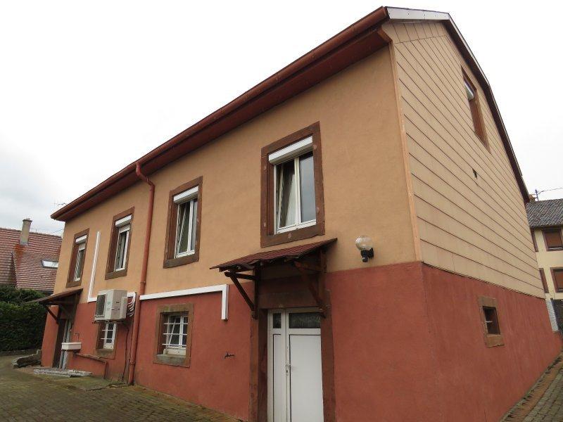 Maison individuelle en vente dossenheim sur zinsel 150 m 132 500 immoregion for Agencement cuisine 1