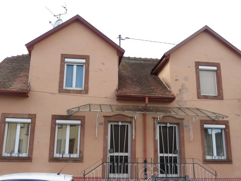 Maison individuelle en vente dossenheim sur zinsel 150 for Agencement cuisine 1