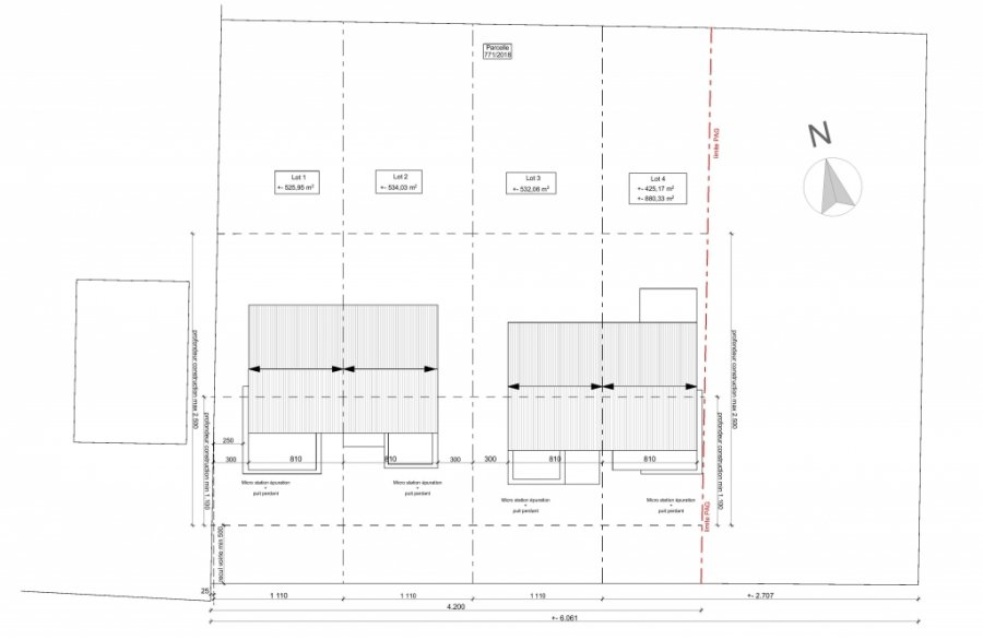 acheter maison jumelée 3 chambres 163 m² masseler photo 7