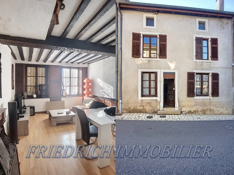 acheter maison 6 pièces 178.38 m² gondrecourt-le-château photo 1