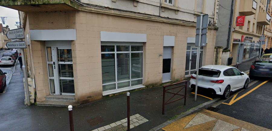 Local commercial à louer à Metz