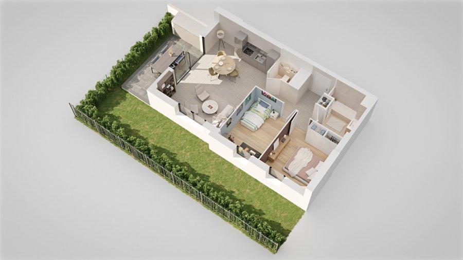 acheter appartement 3 pièces 66.9 m² thionville photo 1