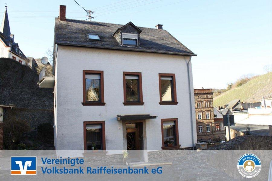 haus kaufen 7 zimmer 143 m² traben-trarbach foto 1