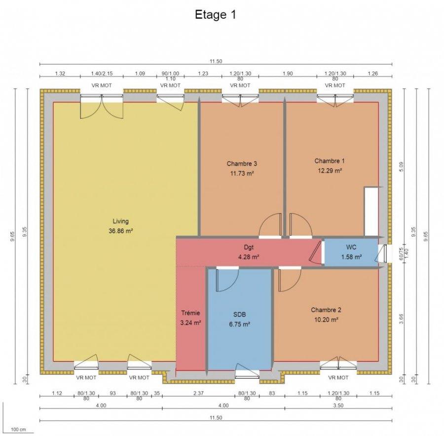 acheter maison individuelle 4 chambres 110 m² wincrange photo 4