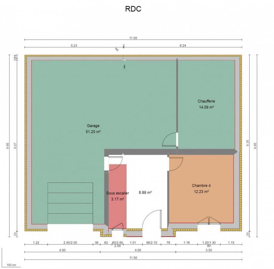 acheter maison individuelle 4 chambres 110 m² wincrange photo 3