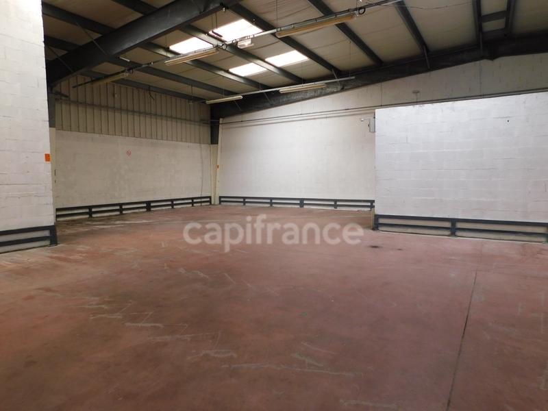 louer local commercial 1 pièce 1340 m² maxéville photo 2