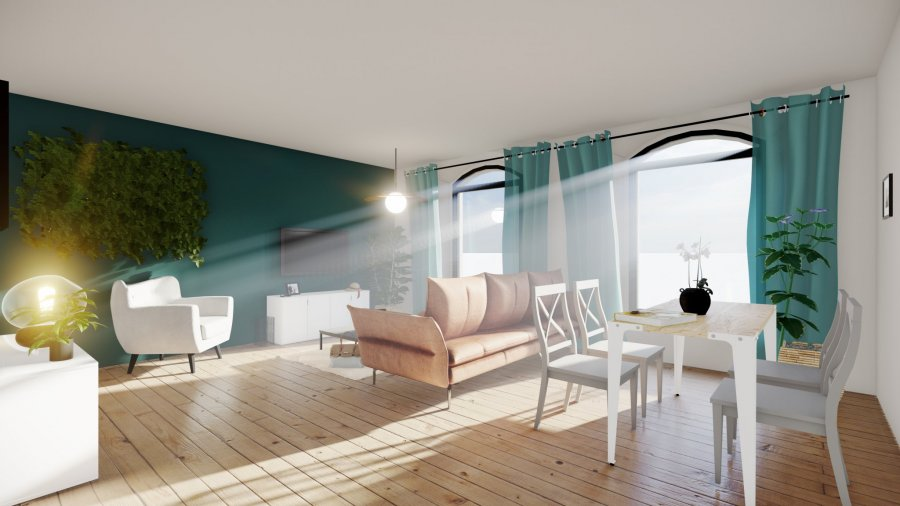 wohnung kaufen 3 zimmer 70.98 m² terville foto 4