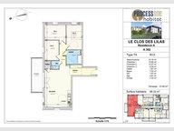 Appartement à vendre F4 à Aumetz - Réf. 7209010