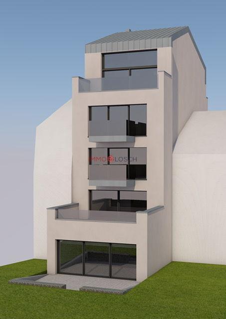 Duplex à vendre 2 chambres à Luxembourg-Rollingergrund