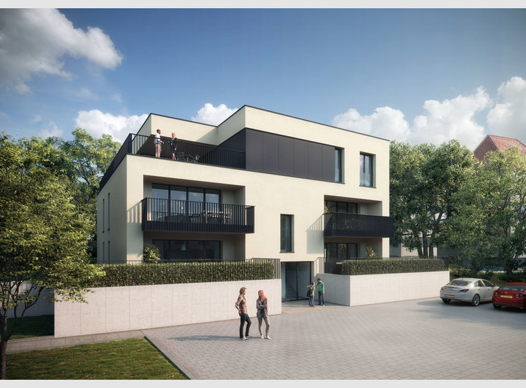 Apartment for sale 2 bedrooms in Bertrange (LU) - Ref. 6559026