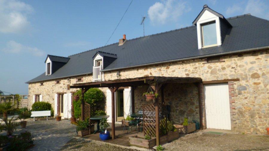acheter maison 6 pièces 224.34 m² saint-martin-du-limet photo 1