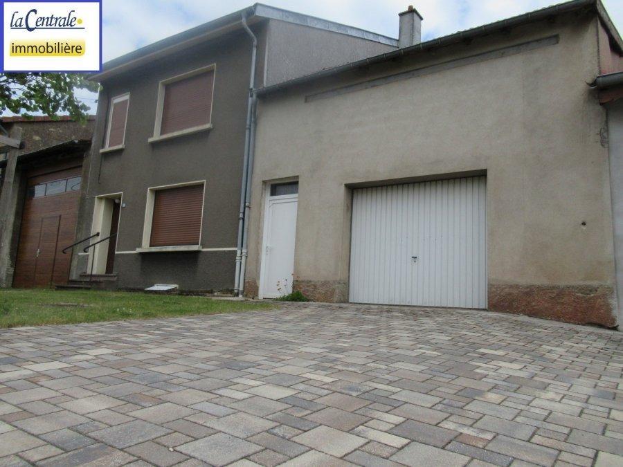 Maison jumelée à vendre F5 à Norroy-le-Sec