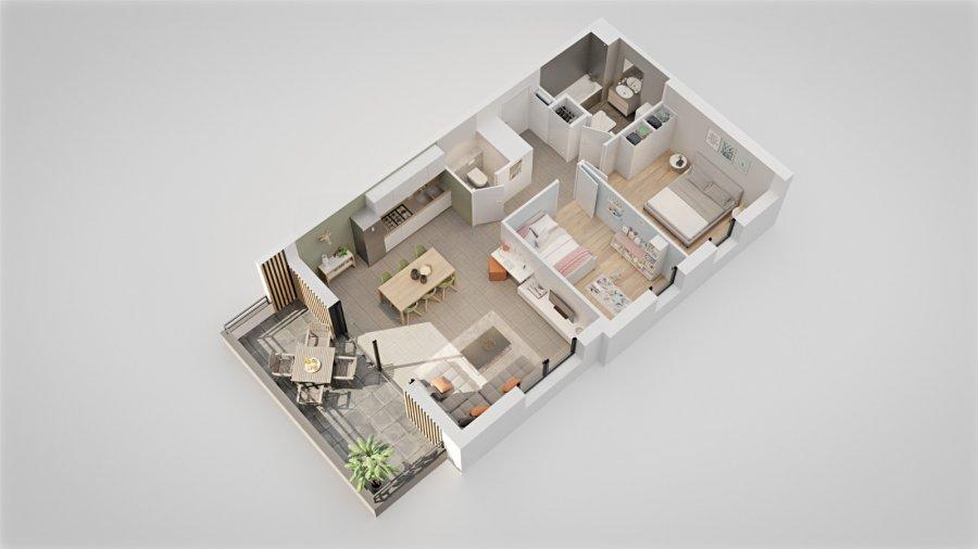 acheter appartement 3 pièces 68.1 m² thionville photo 1