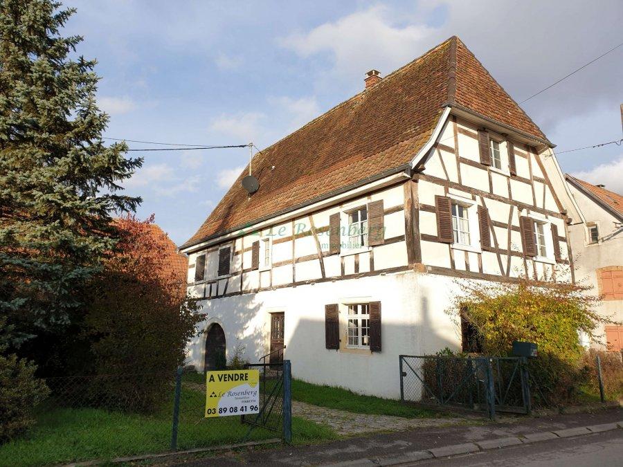 Maison à vendre F6 à Tagolsheim
