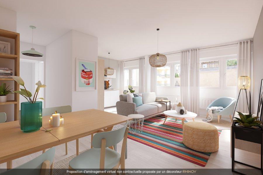 acheter appartement 2 pièces 48.57 m² metz photo 1