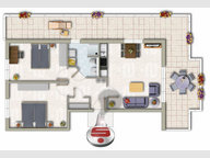 Appartement à vendre 3 Pièces à Merzig - Réf. 5024306