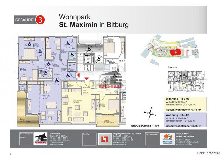 acheter appartement 0 pièce 135.08 m² bitburg photo 2