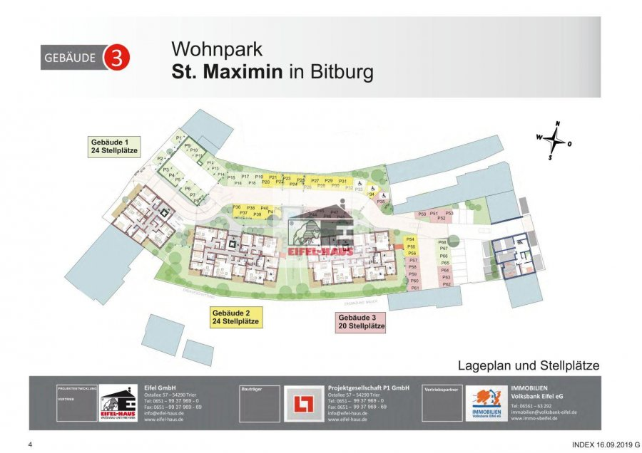 acheter appartement 0 pièce 135.08 m² bitburg photo 3