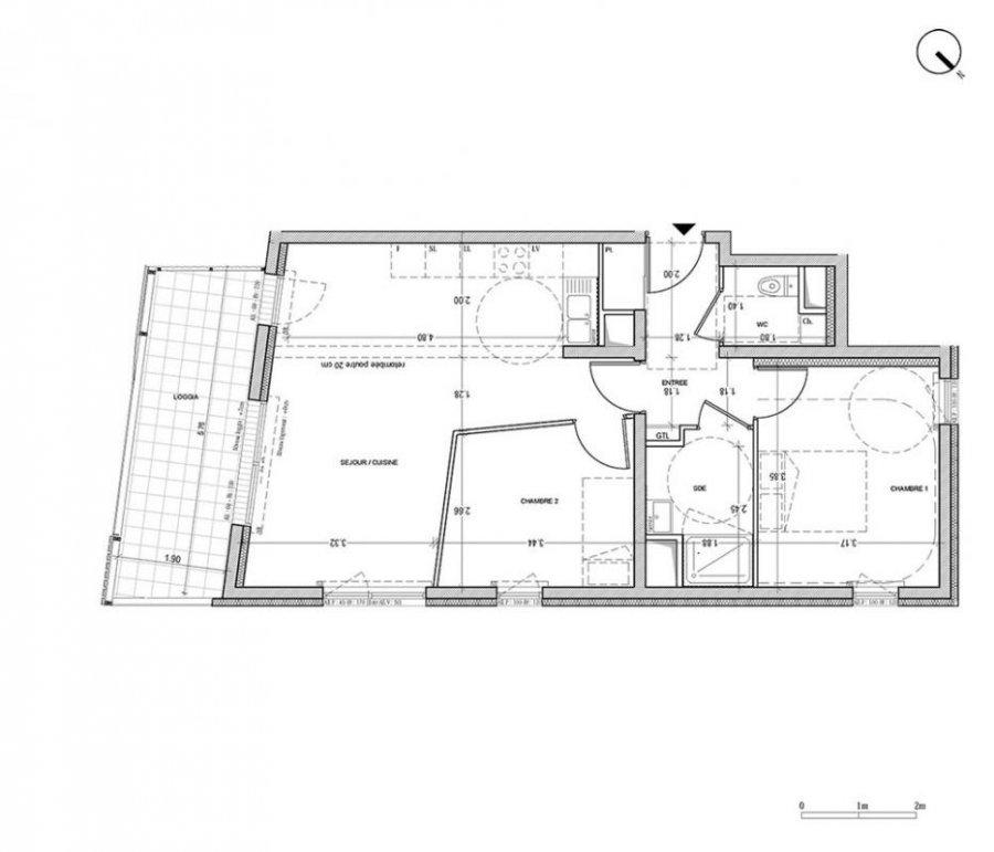 acheter appartement 3 pièces 61 m² saint-nazaire photo 3