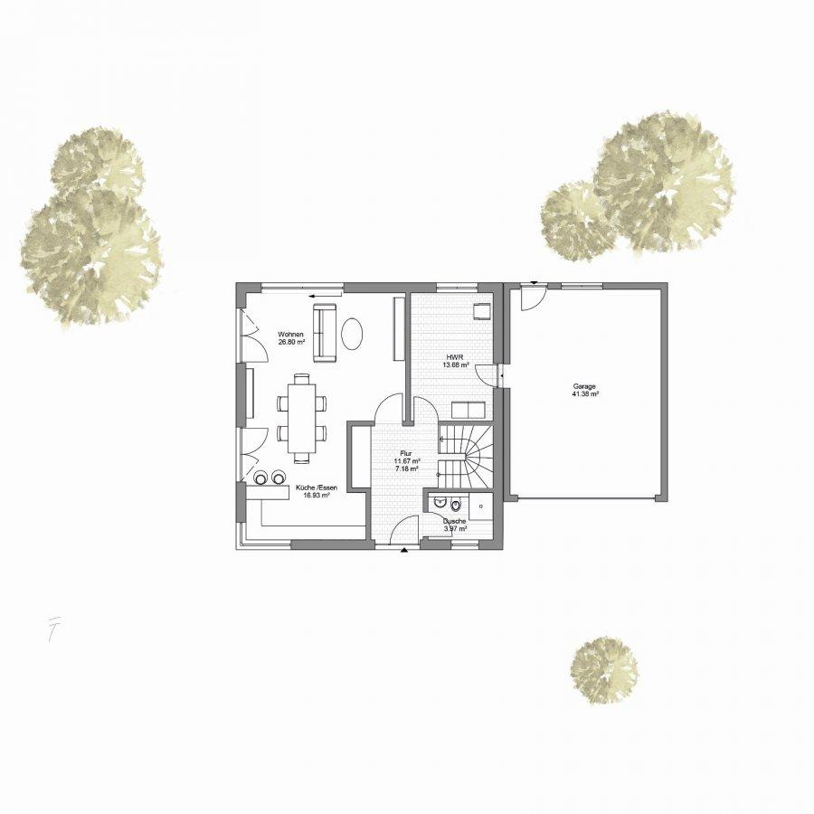 einfamilienhaus kaufen 3 schlafzimmer 145 m² hoffelt foto 3