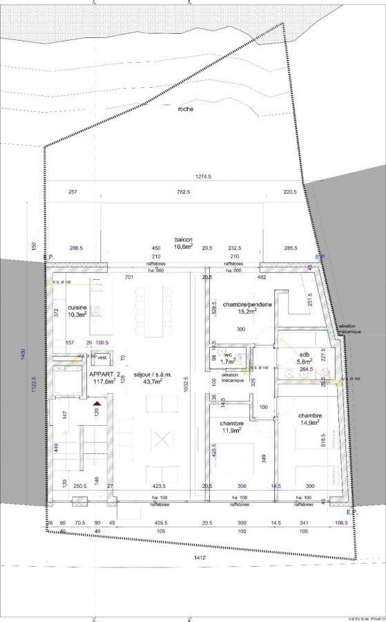 acheter appartement 3 chambres 122.9 m² hesperange photo 6
