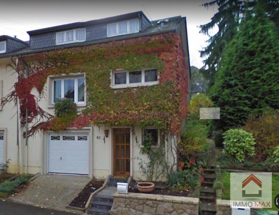 Maison à vendre 3 chambres à Helmsange