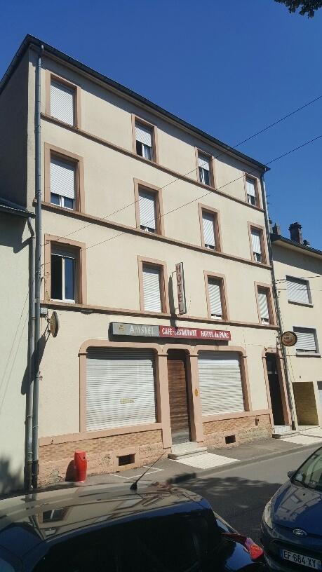 Immeuble de rapport à vendre 21 chambres à Hagondange